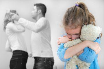 I diritti dei figli di genitori separati o divorziati