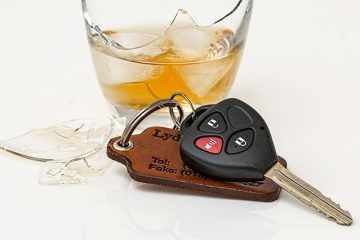 Si può bere un drink prima di guidare