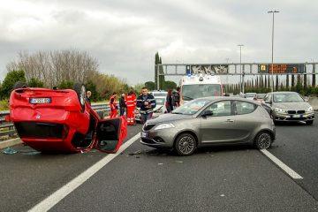 Incidente stradale: non si va in Cassazione