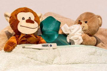La febbre nei bambini: falsi miti e giusto trattamento