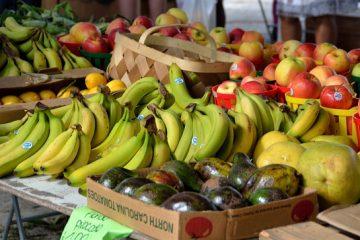 Come lavare bene frutta e verdura