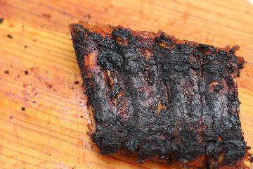 Cibo bruciato: è cancerogeno?