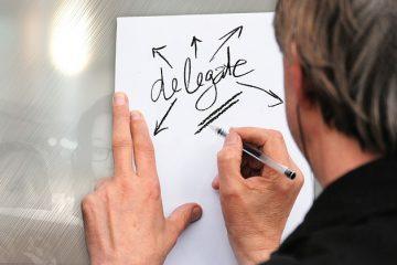 Modulo delega ritiro pacco