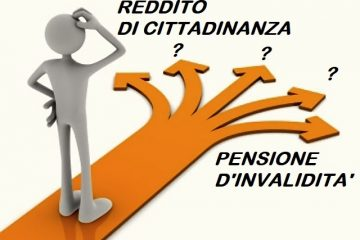 Col reddito di cittadinanza si perde la pensione d'invalidità?