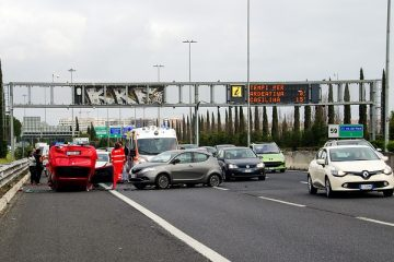 Incidente stradale: denuncia penale