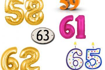 Pensione con meno di 65 anni