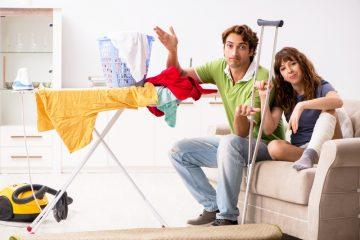 Infortuni domestici: nuove regole per l'assicurazione Inail