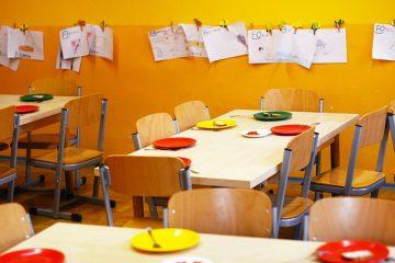 Mense scolastiche: le linee guida del ministero della Salute