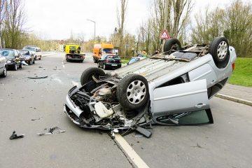 Incidente stradale: c'è la revoca della patente?