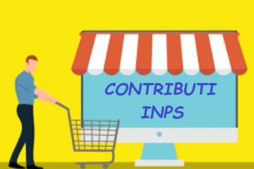 contributi inps commercianti