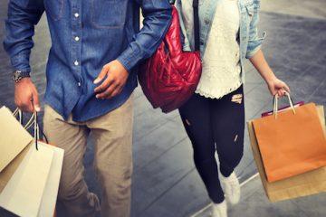 Permessi legge 104: niente shopping