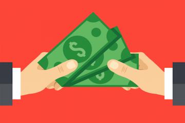 Si può pagare una fattura elettronica in contanti?