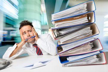 Stress lavorativo: ultime sentenze