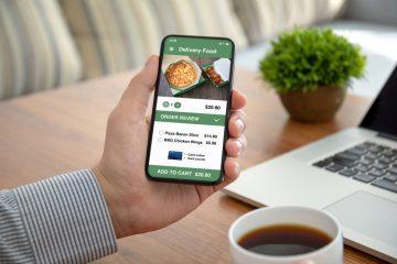 Quale sito o app scegliere per la consegna di cibo a domicilio?