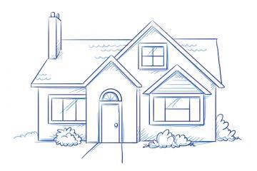 Finta compravendita immobiliare tra parenti