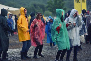 Concerto all'aperto: se piove c'è rimborso dei biglietti?