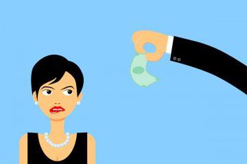 Nascondere acquisti e stipendio al coniuge: cosa si rischia