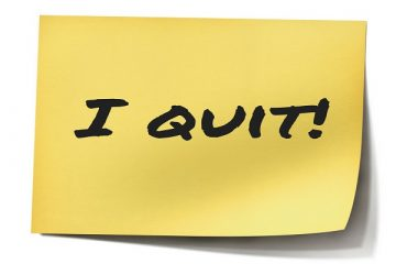 Dimissioni per malattia