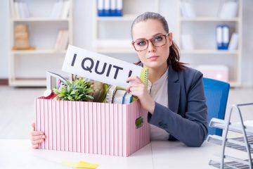 Come dare le dimissioni