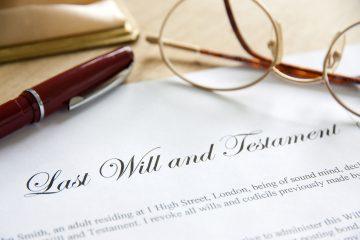 Capacità di ricevere per testamento: ultime sentenze