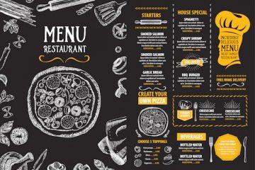 Obbligo di indicare prodotti surgelati nel menu