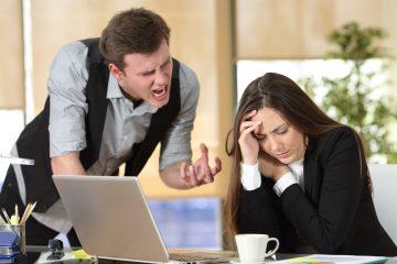 Mobbing sul lavoro: ultime sentenze