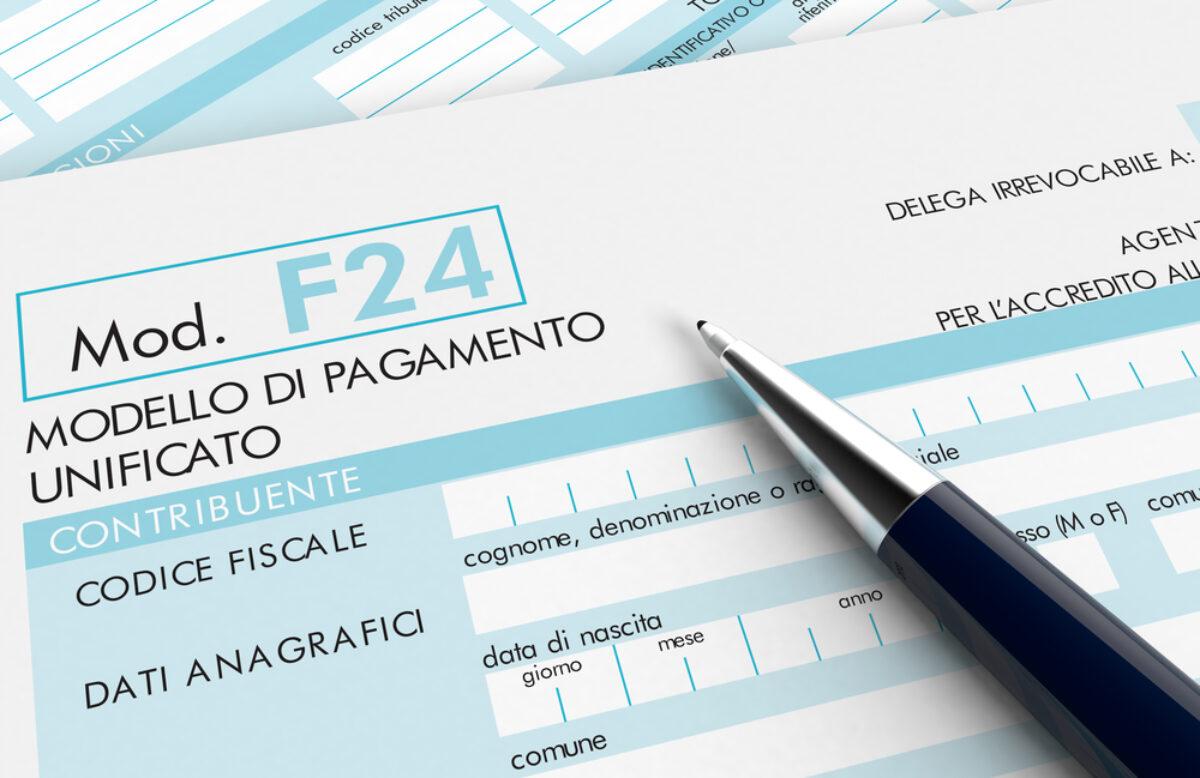SCARICA MODELLO F24 CANONE RAI