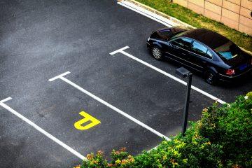 Parcheggio condominiale: può essere diviso?
