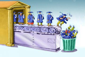 Voto di laurea minimo per concorso: è lecito?