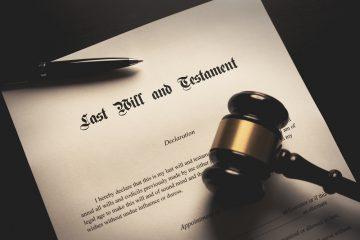 Impugnazione testamento: ultime sentenze