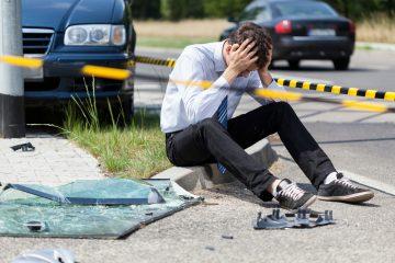 Sbandare con la macchina per strada e incidente: ultime sentenze