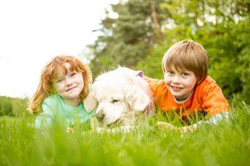 Animali e bambini: benefici e consigli per gestire la convivenza