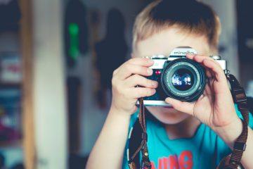 Fotografare bambini è reato?