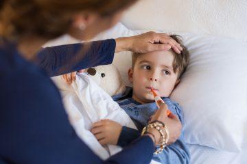 Permesso malattia figlio