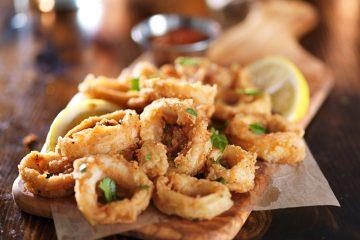 Come cucinare i calamari