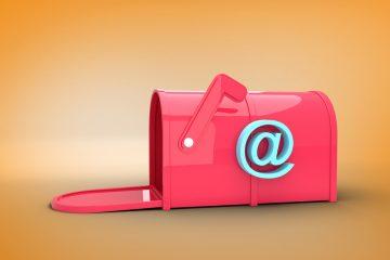 Email: è prova?