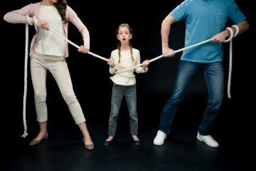 Il figlio può decidere con quale genitore stare?