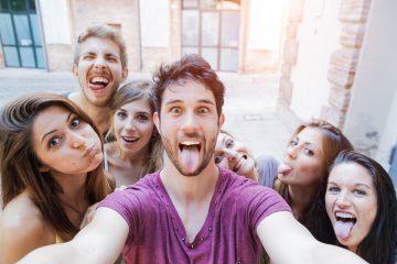 Selfie: rischi legali
