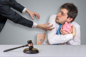 Convocazione in tribunale per pignoramento stipendio
