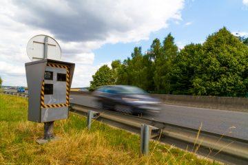 Come contestare una multa per eccesso di velocità