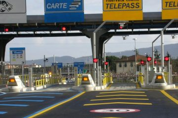 Si può usare il Telepass su un'altra auto?