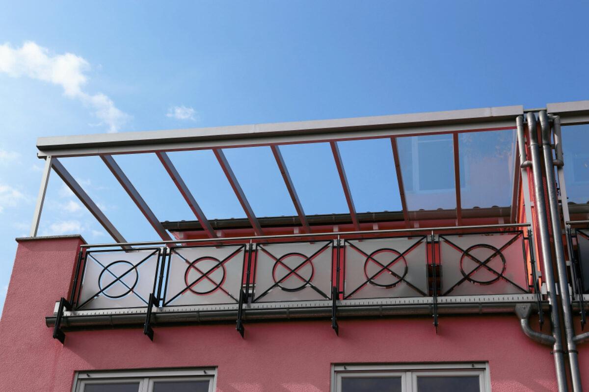 Il Parapetto Del Balcone è Condominiale