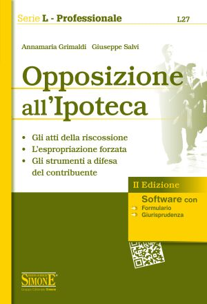 Opposizione all'Ipoteca