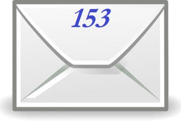 Codice raccomandata 153