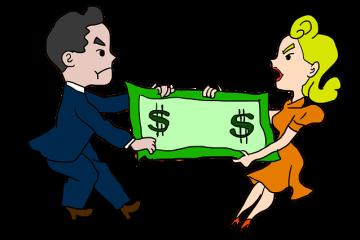 Disparità tra moglie e marito sulla revisione del mantenimento