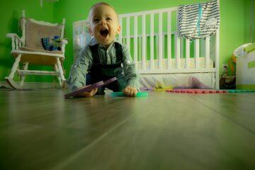 Regole condominiali rumori bambini
