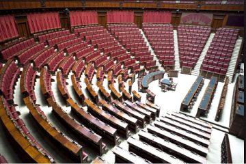 Taglio parlamentari: via libera al referendum
