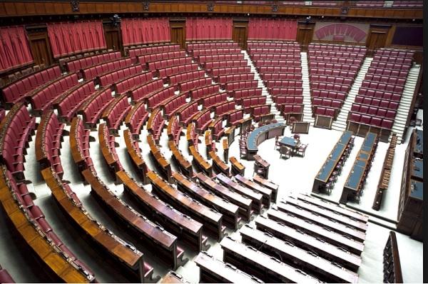 Camera dei deputati 300 posti a concorso for Camera dei deputati