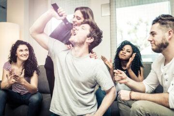 Regole condominiali e non per feste privata in casa