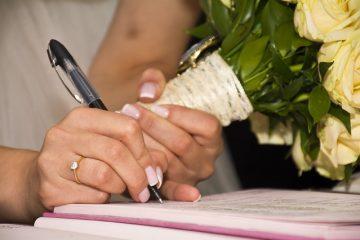 Si può cambiare testimone di nozze?